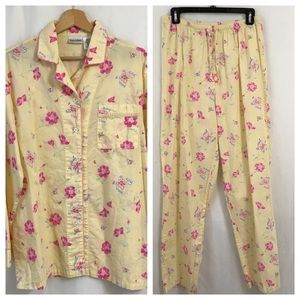 Classic Cotton Pajama Set